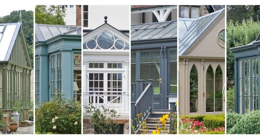 Conservatory Paint Vale Garden Houses
