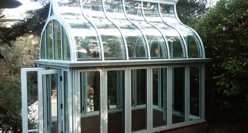 Conservatory Planning Industrial Revival Ogee