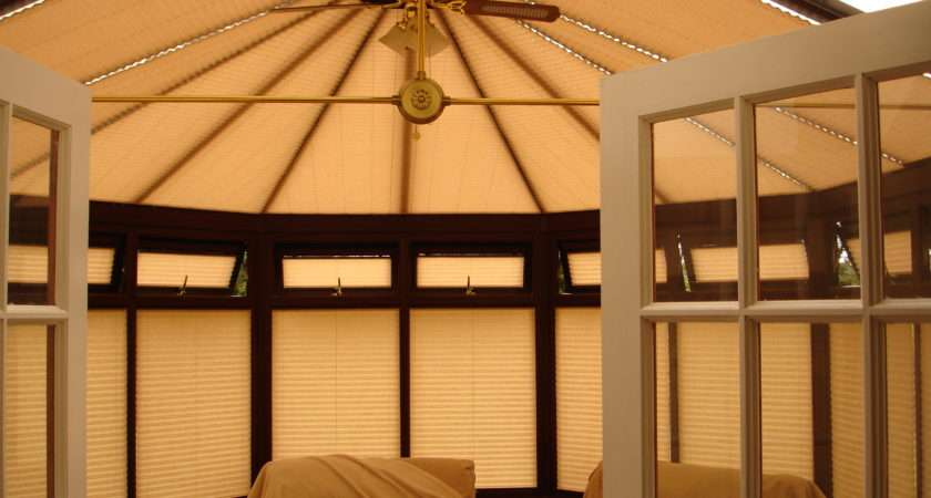 Conservatory Window Blinds Marquesa