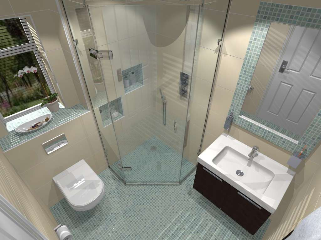 Contemporary Ensuite Bathroom Designs