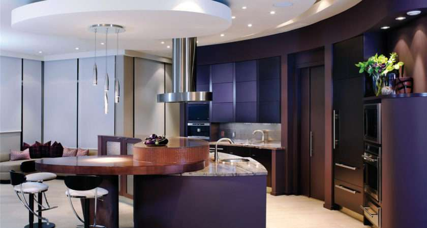 Contemporary Kitchen But Still Widely Used Modern