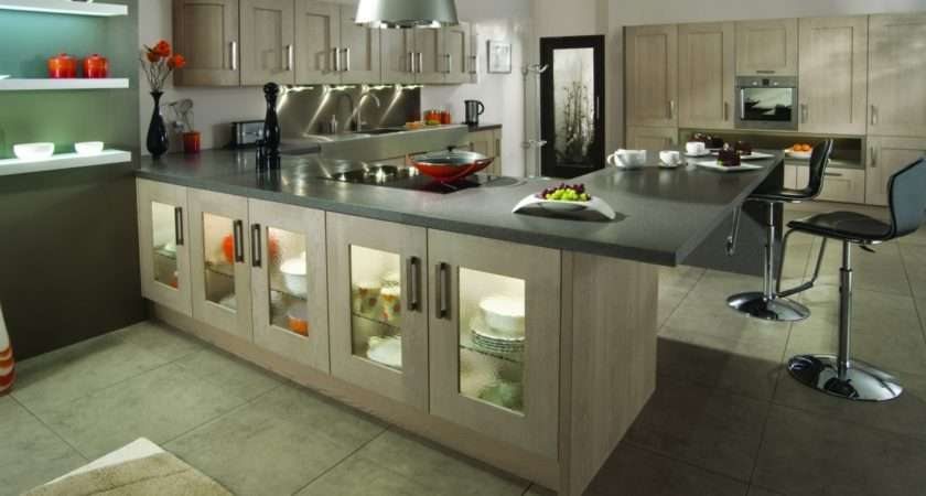Contemporary Kitchen Design Belfast Derry Northern Ireland