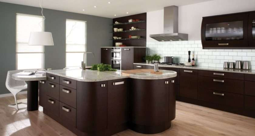 Contemporary Kitchen Design Decorations Remodeling