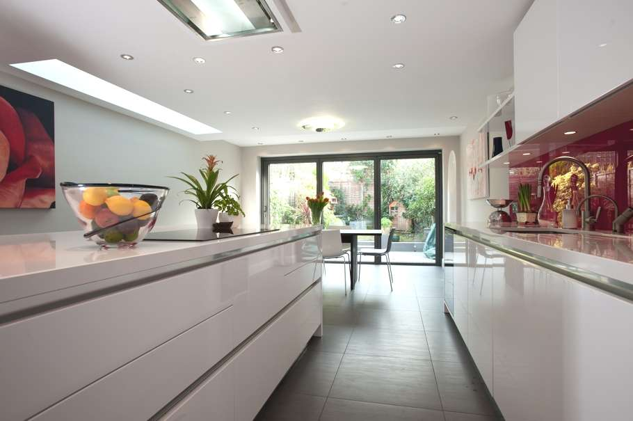 Contemporary Kitchen Design Ideas London Adelto