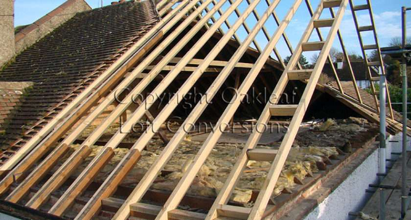 Conversion Which Involves Removing Hip End Roof Extending