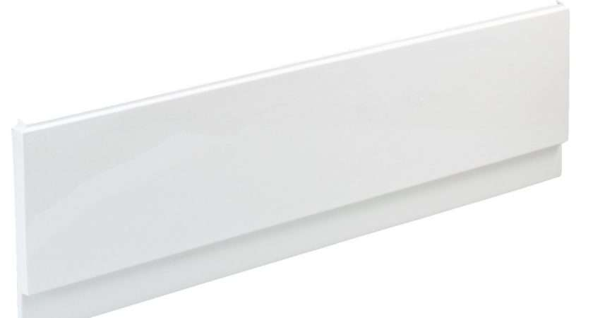 Cooke Lewis Shaftesbury White Bath Front Panel
