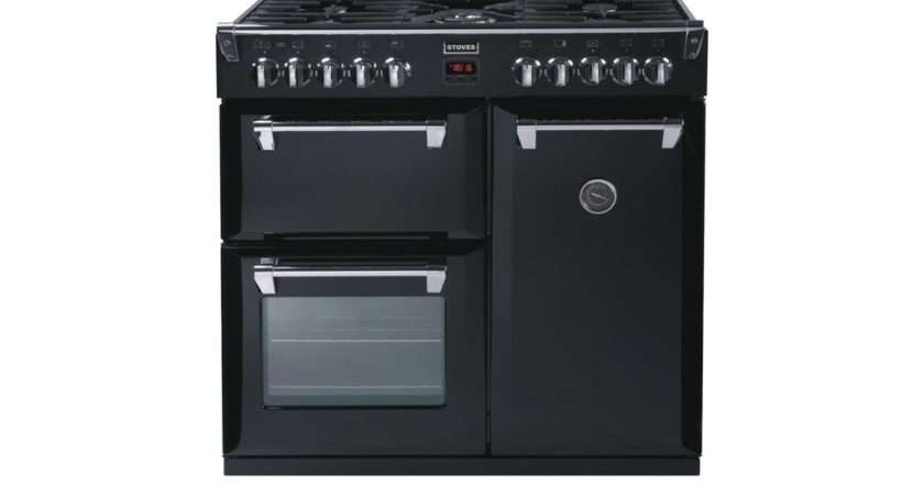 Cookers Stoves Sterling Dft Dual Fuel Range Cooker