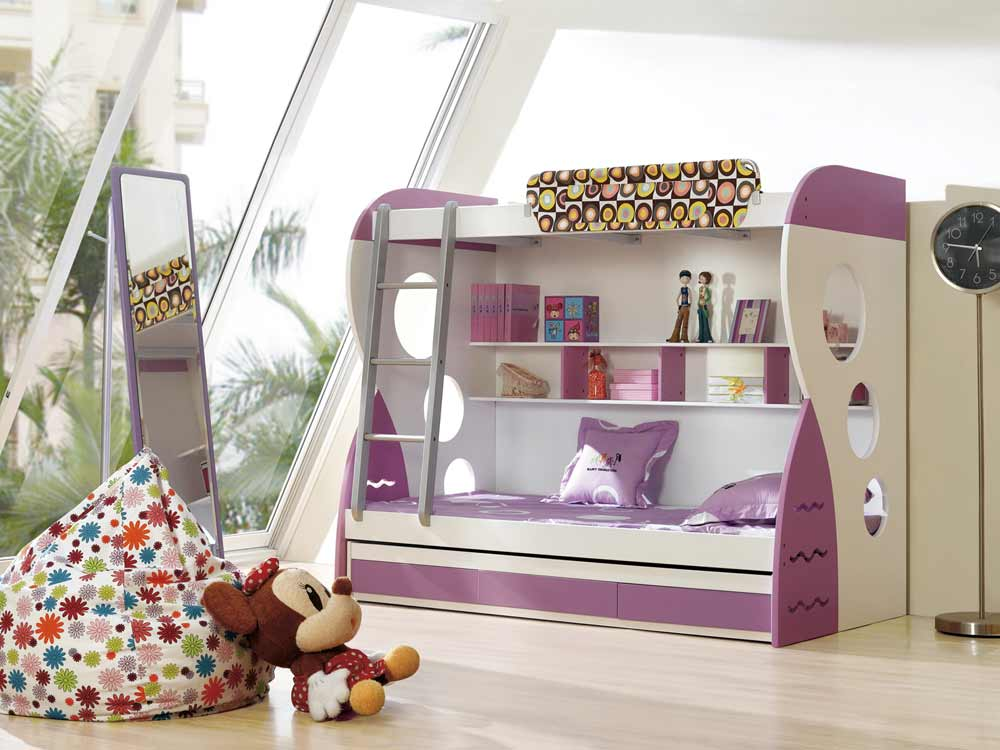 Cool Bunk Beds Girls Sale