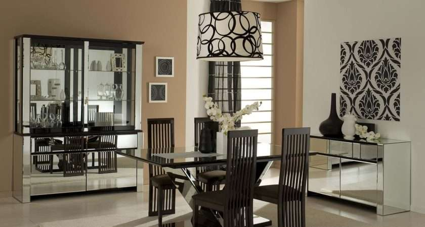 Cool Modern Dining Room Design Style Luxury
