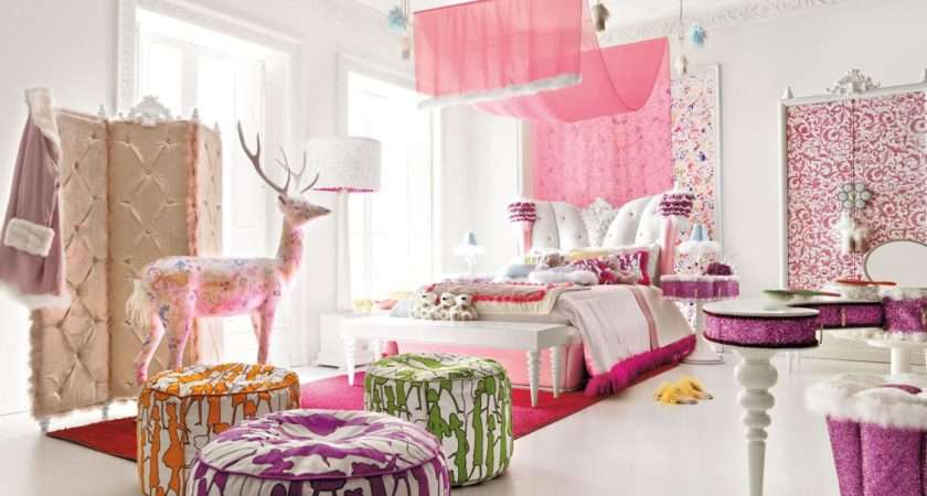 Cool Room Ideas Girls Bedroom Fascinating Small