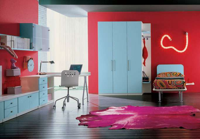 Cool Teen Bedroom Design Ideas Digsdigs