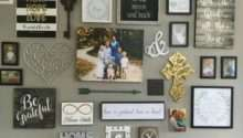 Cool Wall Ideas Display Photos Your