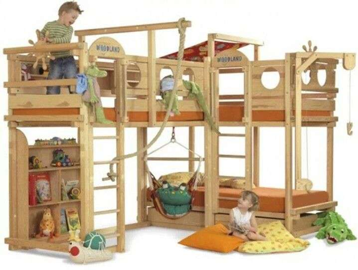Coolest Bunk Beds Ever Furniture Pinterest Best Bed
