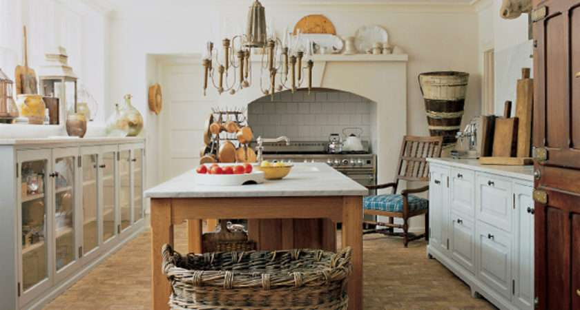Cor Provence Rustic Kitchen