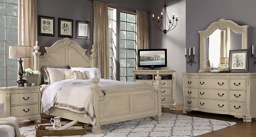 Cortinella Cream King Poster Bedroom