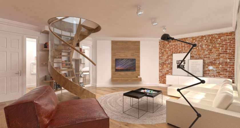 Costs Spiral Stairs Curved Straight Glass