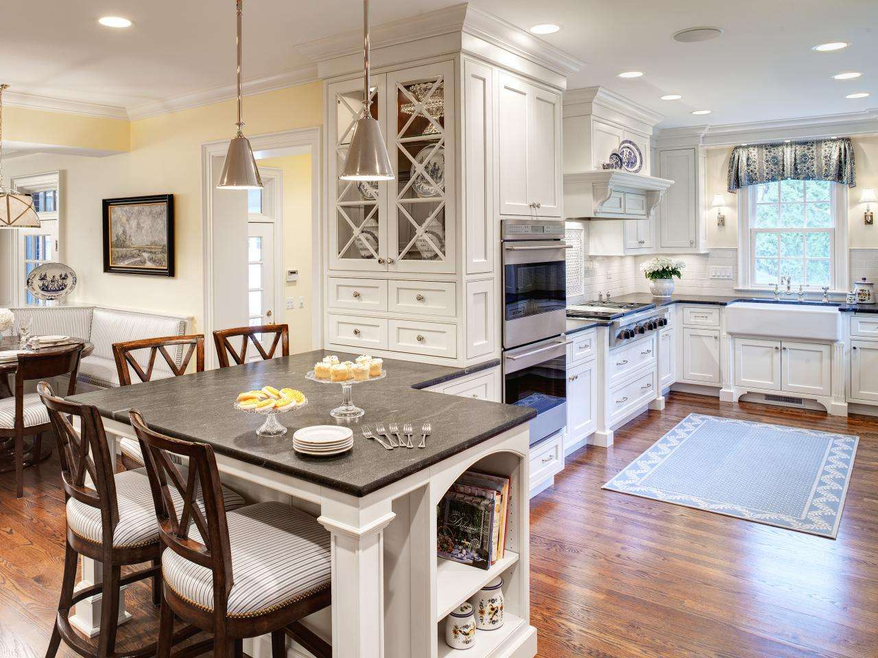 Cottage Kitchen Ideas Tips Hgtv