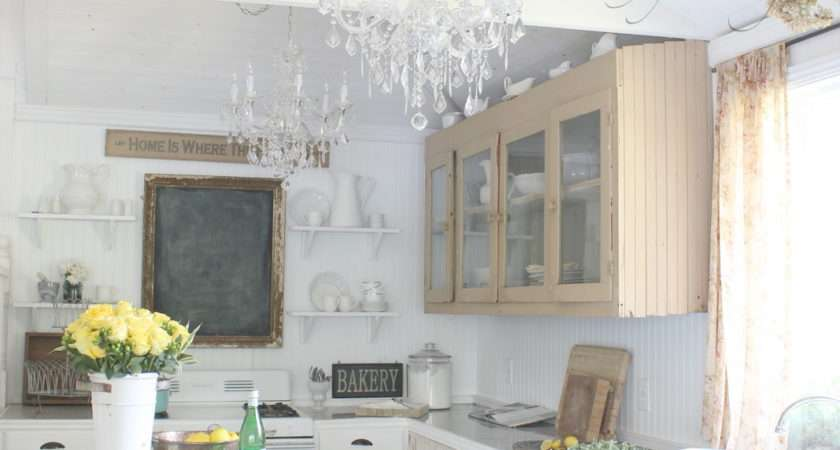 Cottage Kitchen Tour French Country