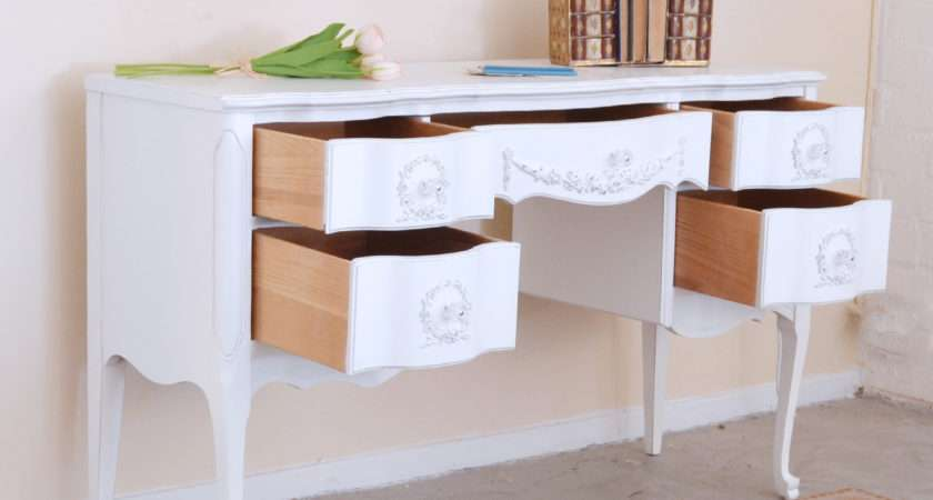 Cottage Style Home Office Furniture