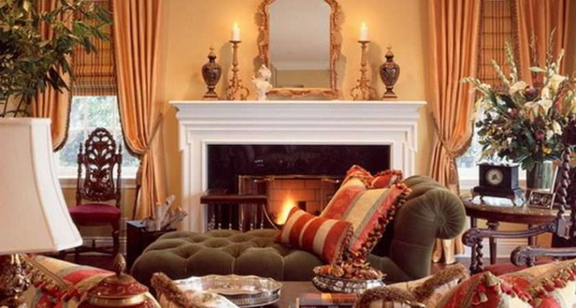 Country Decorate Living Room French Fortikur