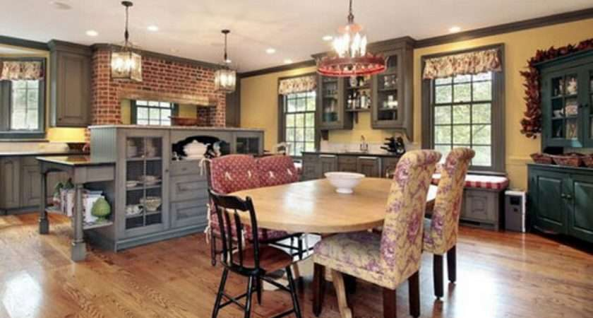 Country Decorating Ideas Kitchen Decor