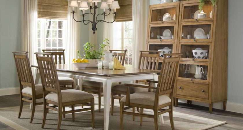 Country Dining Rooms Your Dream Home