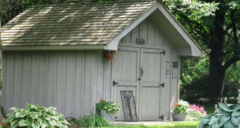 Country Garden Sheds