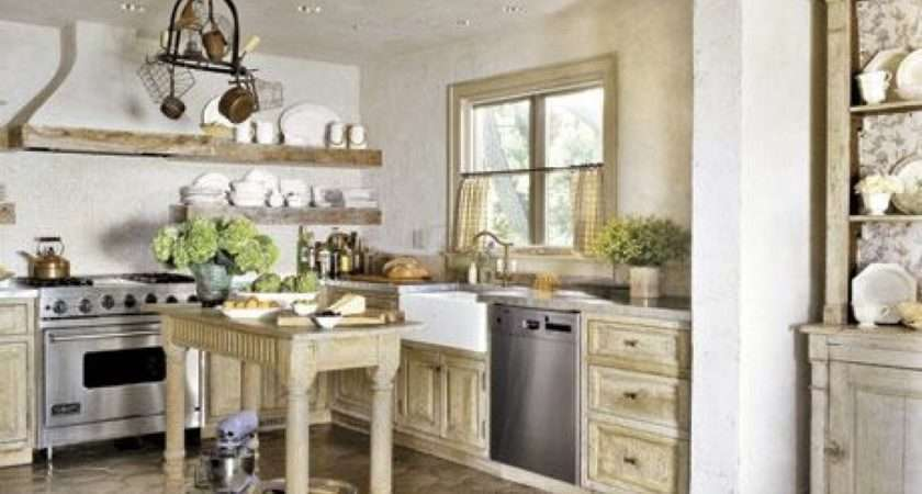 Country Kitchen Decorations Modest Kitchens