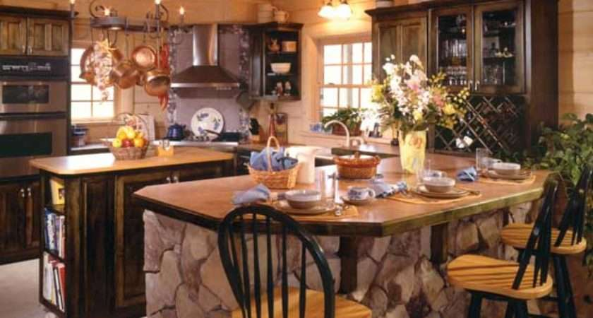Country Kitchen Ideas House Plans More
