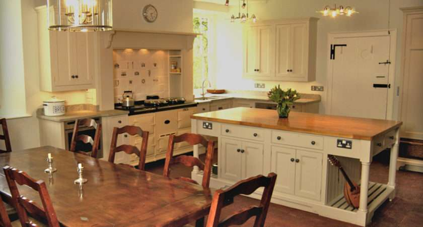 Country Kitchen Mrs Their Large Listed