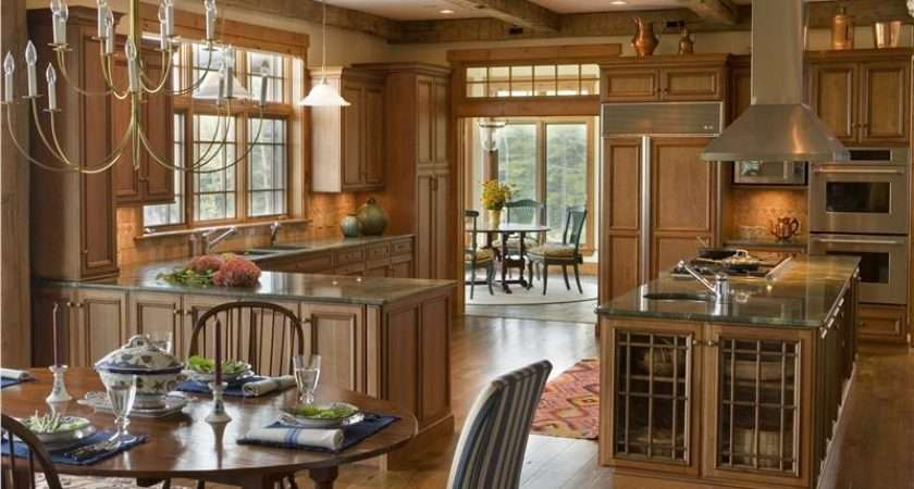 Country Kitchens Design Elements Ideas