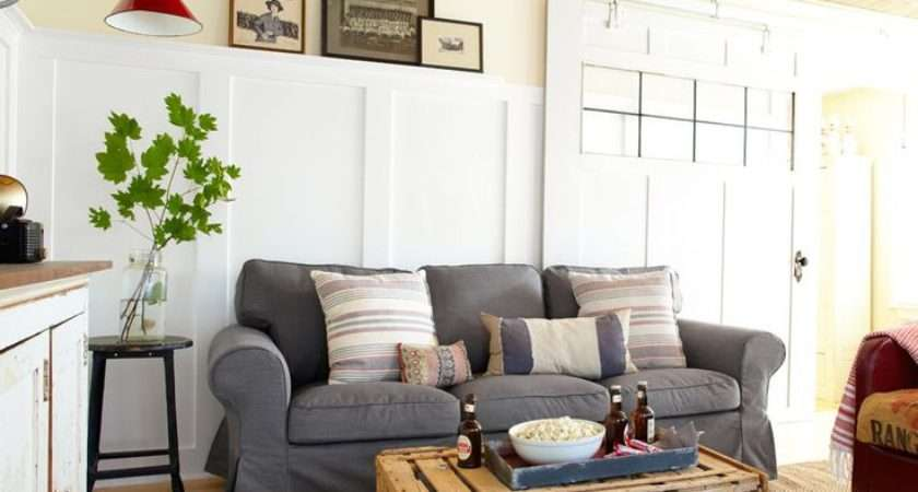 Country Living Room Decorating Pinterest