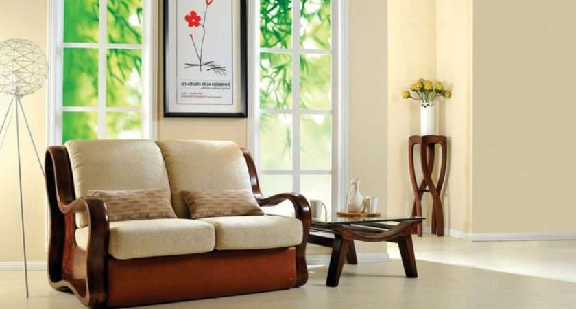 Country Living Room Style Furniture Villa