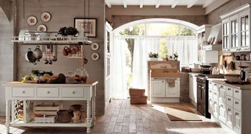 Country Style Decoration Ideas Desired Home