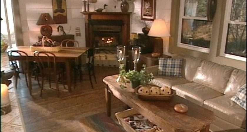 Country Style Hgtv Interior Design Styles Color Schemes
