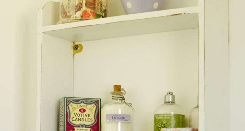 Country Style Shelves Period Bathroom Ideas