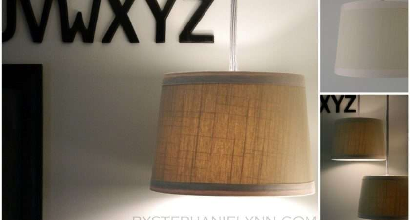 Cover Tapered Drum Lamp Shade Tuesday Ten