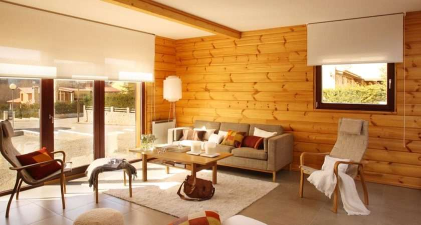 Cozy Living Room Decoration Simple Home