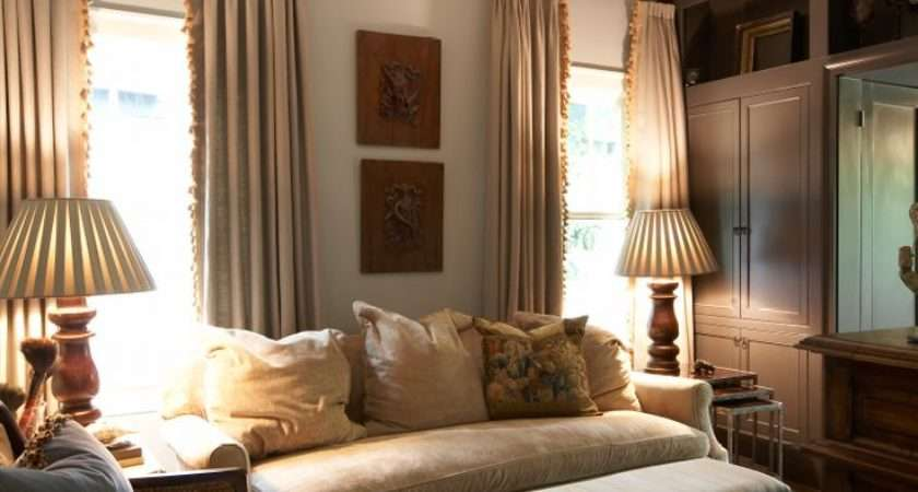 Cozy Sitting Room Keeping Rooms Pinterest