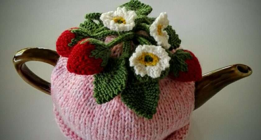 Craft Cure Cancer Tea Cosy Patterns