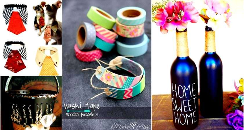 Craft Project Ideas Easy Make Sell