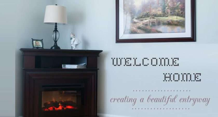 Create Beautiful Welcoming Entryway Your Home