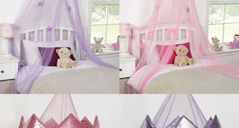 Create Gorgeous Canopy Bedroom Design Hanging Fabric