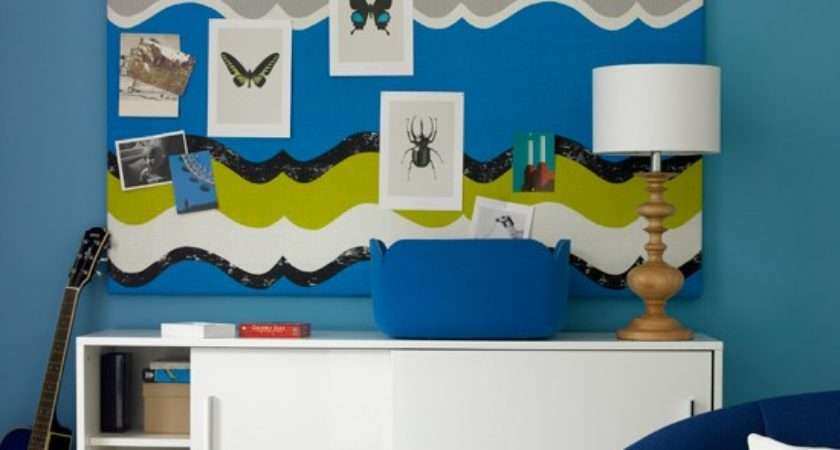 Create Memo Board Bedroom Ideas Young Adults