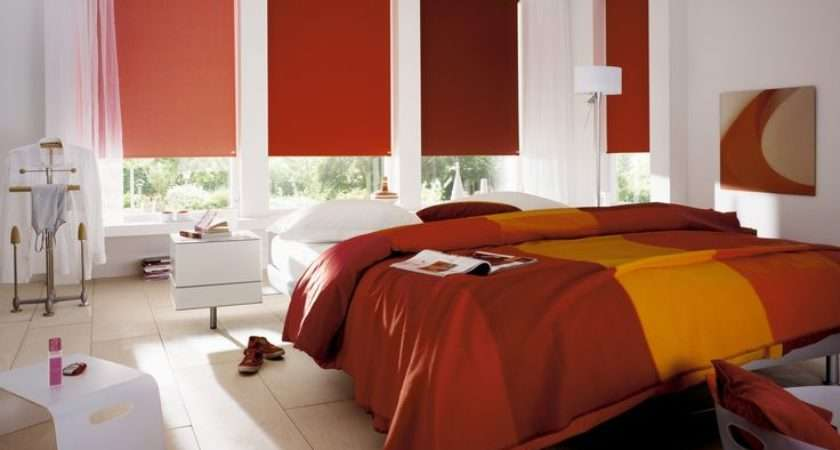 Create Your Own Roller Shade Style Colours Room