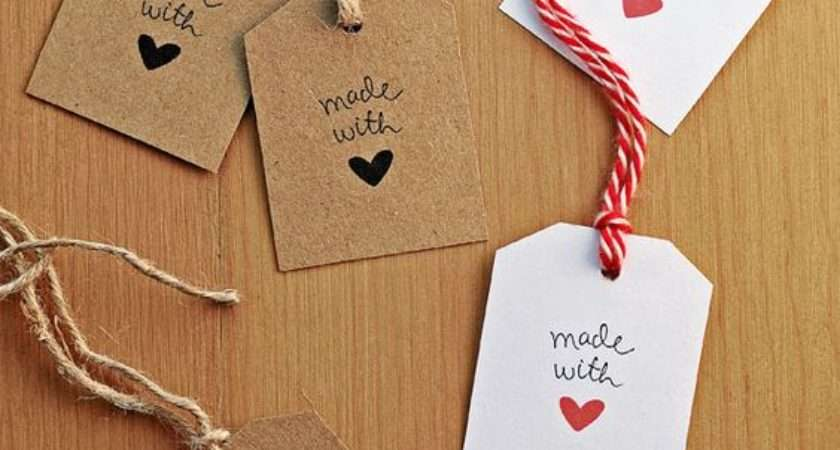 Creative Diy Gift Tag Ideas