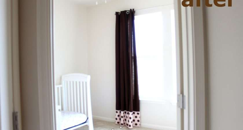 Creative Imperative Make Your Curtains Longer
