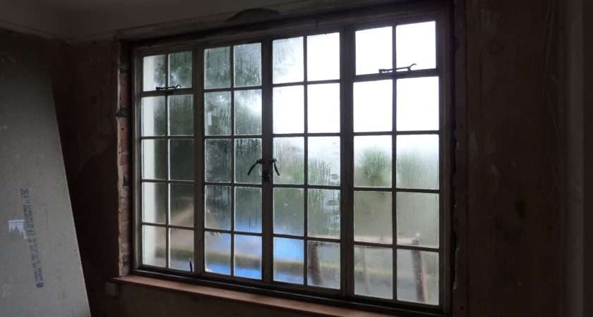 Crittall Windows Steel Were Replaced