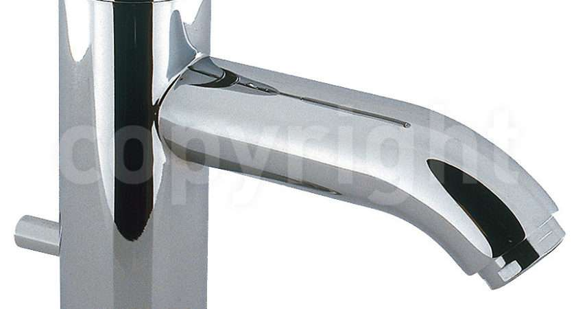 Crosswater Design Monobloc Basin Mixer Tap Pop