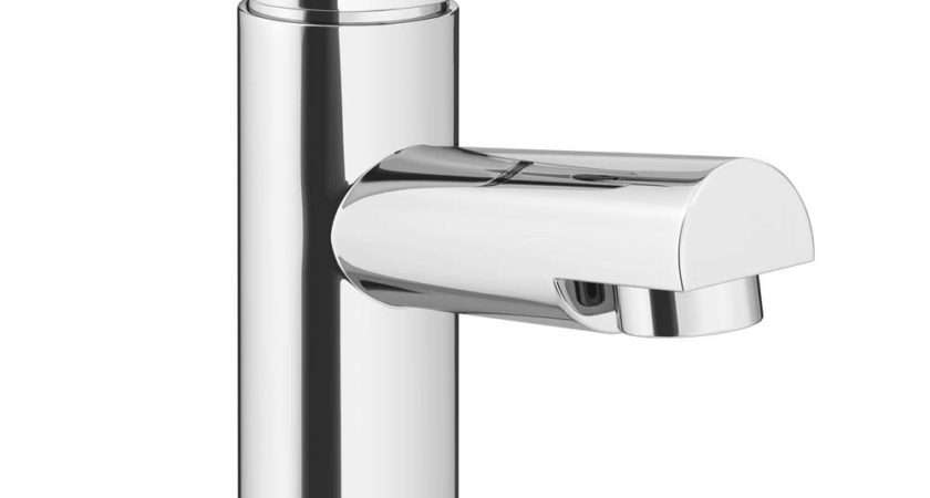 Cruze Contemporary Mono Basin Mixer Waste Chrome